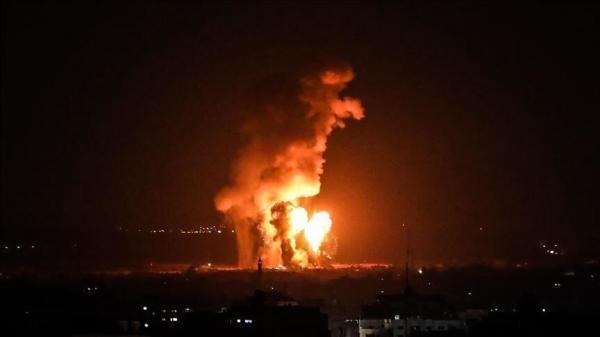 فوری؛ انفجارهای مهیب در مرز عراق و سوریه!