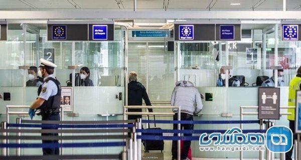 آلمان ورود اغلب مسافران از روسیه و پرتغال را ممنوع نمود