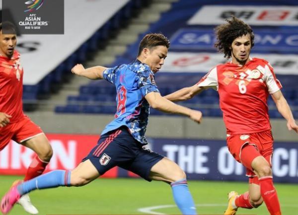 دروازه تیم ملی فوتبال ژاپن بعد از 6 مسابقه باز شد!