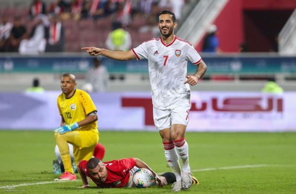 جدول گلزنان رقابت های انتخابی جام جهانی در آسیا، ستاره اماراتی بالاتر از سردار و کریم