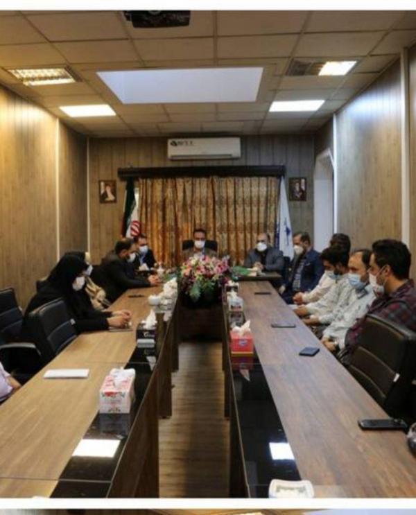 برگزاری اولین نشست مشترک اعضای ششمین دوره شورای اسلامی شهر و مجموعه مدیریت شهری فیروزکوه