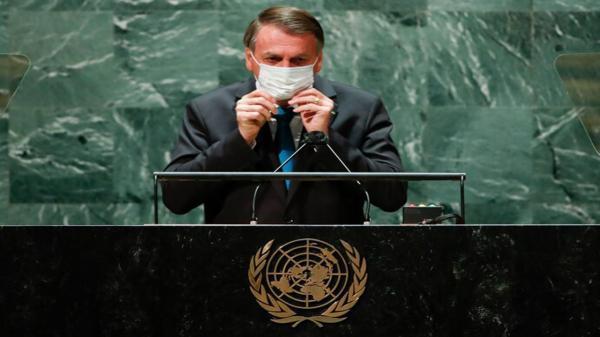 تور برزیل ارزان: تست کرونای وزیر بهداشت برزیل در نیویورک مثبت شد