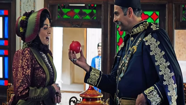 عدم صدور مجوز پخش قسمت پنجم قبله عالم