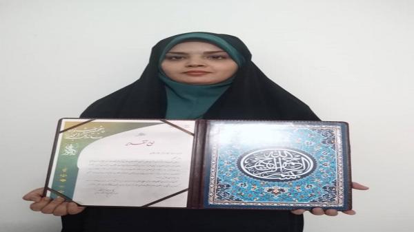 درخشش خبرنگار خبرنگاران در جشنواره ابوذر